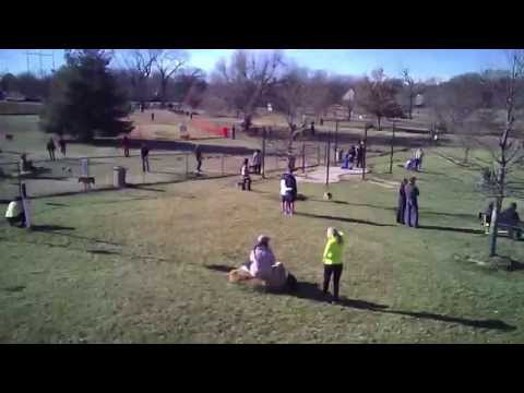 Two Tulsa Dog Parks