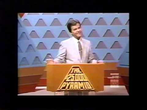 The $25,000 Pyramid August 26, 1985 Lois Nettleton & Howard Morton  Part 1 of 2
