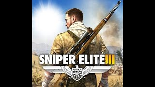 Sniper Elite 3 Afrika Pc gameplay Max Settings
