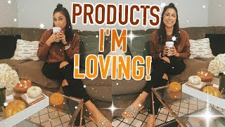 Products I'm LOVING!   Makeup, Workout Gear, Gadgets, & More!   Jeanine Amapola