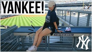 Went To My First Yankee Game!!!