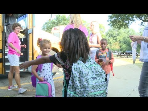 Jefferson County Public Schools -- First Day of School 2017-18
