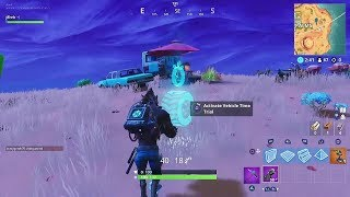 All Vehicle Time Trial Locations In Fortnite Battle Royale Off The