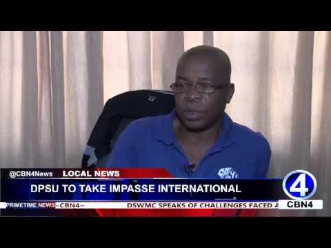 DPSU TO TAKE PUBLIC WORKS CORPORATION IMPASSE INTERNATIONAL