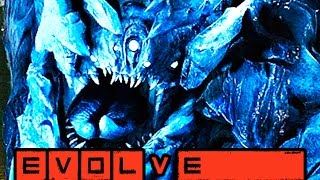 Baixar GLACIAL BEHEMOTH!! STAGE TWO LIVES ON!! Evolve Gameplay Walkthrough (PC 1080p 60fps)