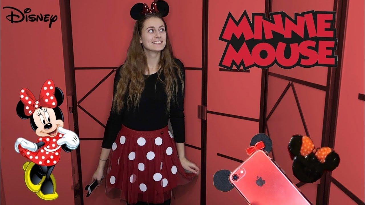 fedf067865 Minnie szülinapi DIY 🐭❤ - YouTube