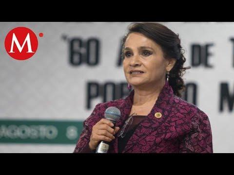 En caso de Rosario Robles debería implicarse a otros funcionarios: Padierna