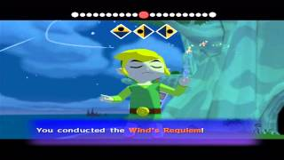 Let's Blindly Play Wind Waker, Part 18: Sky Gliding