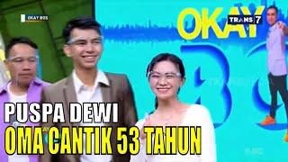 Download lagu Puspa Dewi, Nenek Cantik Berusia 53 Tahun Tapi Kayak ABG | OKAY BOS (03/12/20) Part 3