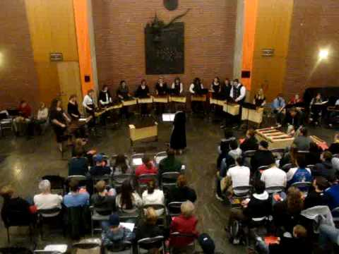 Brockport Xylophone Ensemble -