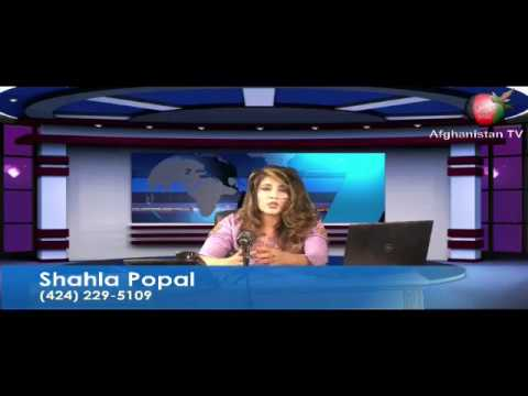 Andesha show by Shahla Popal  11/11/2017 Afghanistan TV