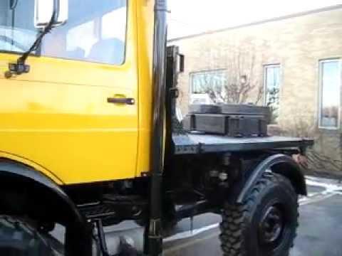 mercedes unimog 424 1200 turbo diesel sold by motorsource. Black Bedroom Furniture Sets. Home Design Ideas