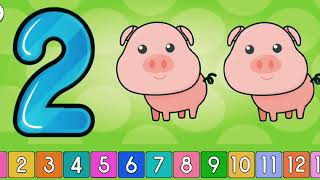 #learning #kids #videos #counting #baby #amazing #best #abc #animal #colors #rhymes #viral