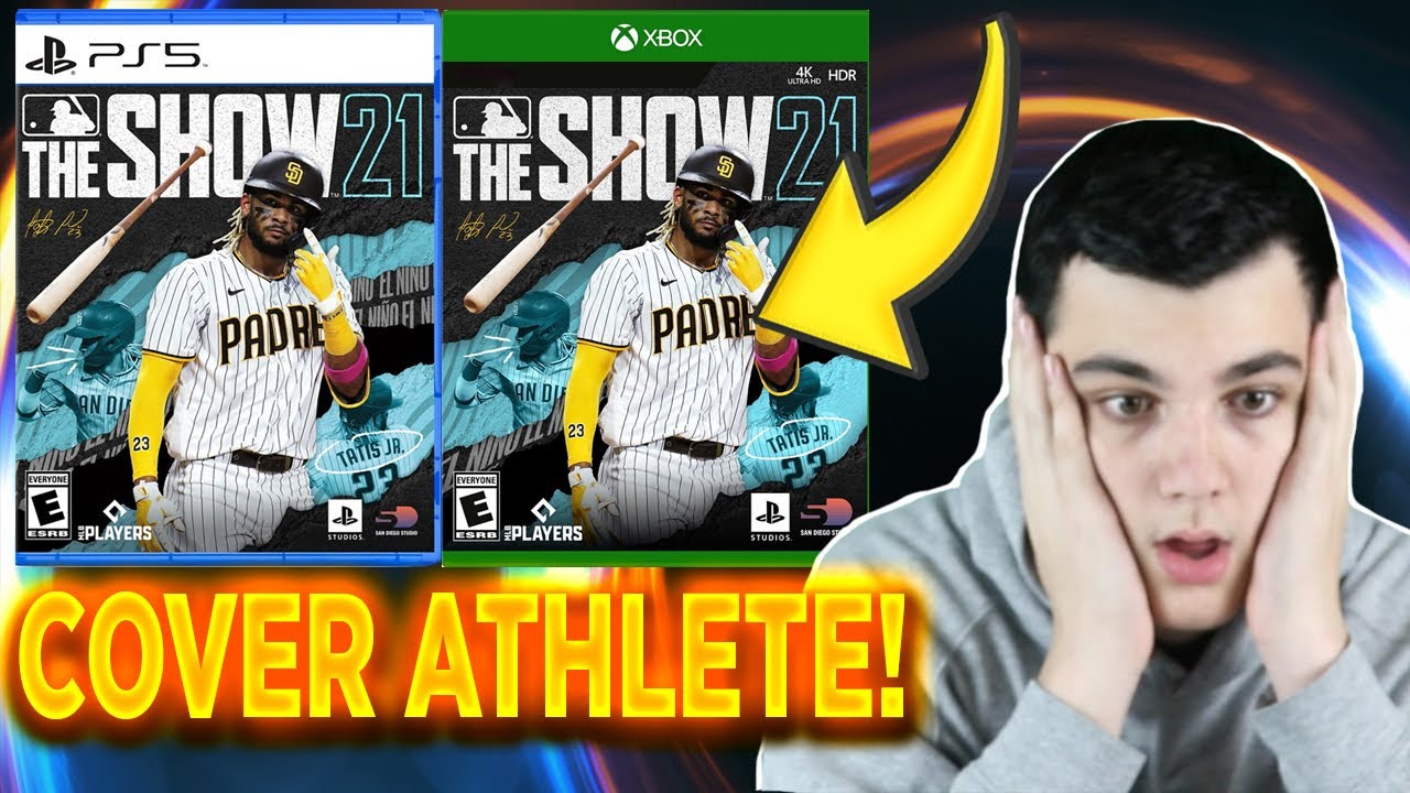 MLB The Show 21 Cover + Cross-Platform Info Released! (XBOX)