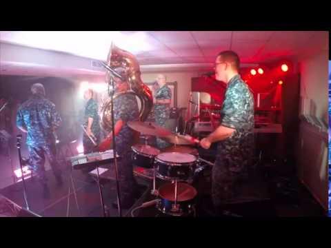 "U.S. Fleet Forces Band ""Uncharted Waters"""