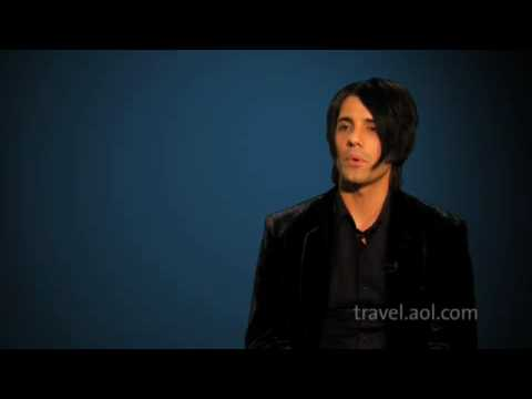 Criss Angel - Mindfreak Talks Travel with AOL Travel