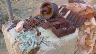 Grand Canyon Ghost Town: Hermit Camp