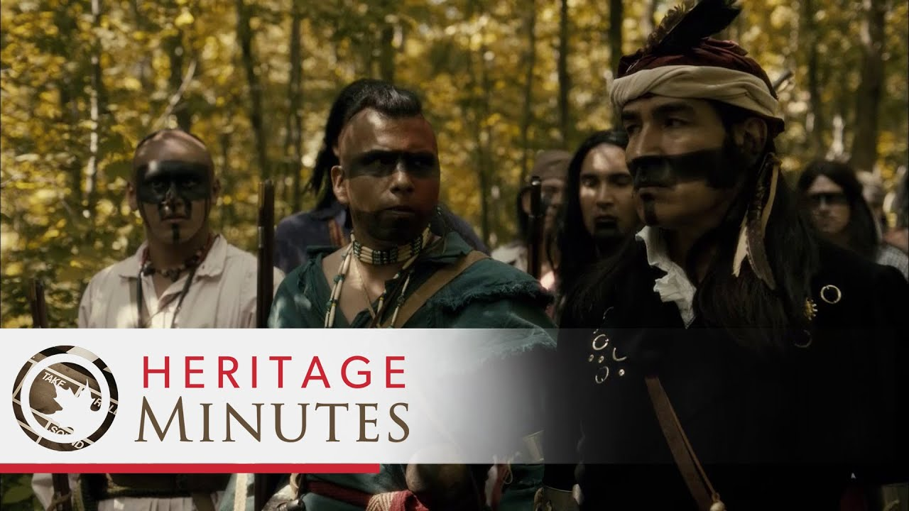 Heritage Minutes: Queenston Heights