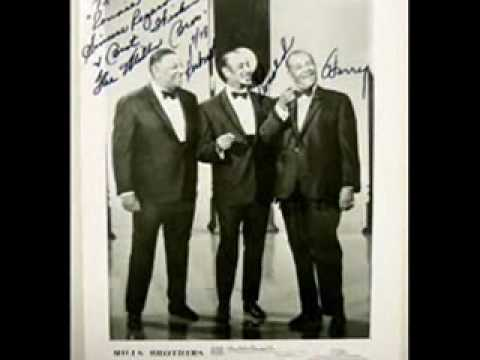 Mills Brothers, Count Basie - TINY BUBBLES
