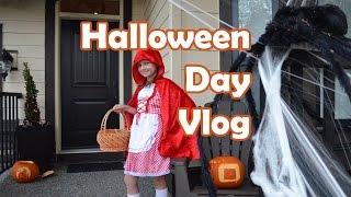 Halloween Vlog - Bethany G