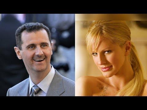 FOLLOW UP     ممثلة أفلام إباحية معجبة ببشار الأسد وتغازله  - 21:53-2019 / 9 / 15