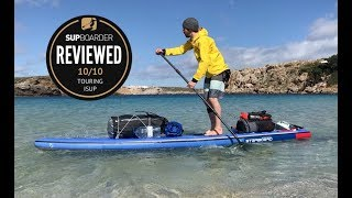 Starboard Touring Deluxe 12'6'' 2018 - iSUP Touring Video Review