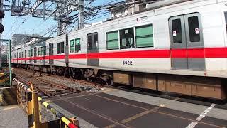 山陽電車・阪神電車 交互通過 阪神西灘-岩屋
