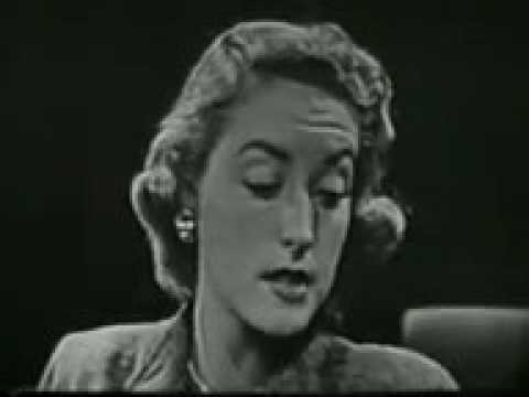 Vintage Soap Opera Classic:  Love of Life (March 20, 1953)