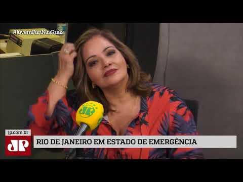Bloqueios Fazem Prefeitura Colocar Rio Em Estado De Atenção