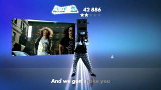Dance Star Party PS3 - LMFAO Party Rock Anthem (HD)
