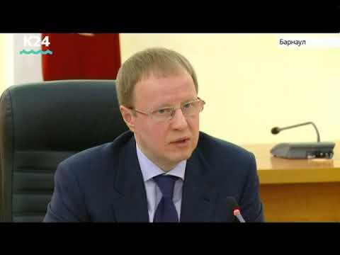 Виктор Томенко объявил замечание начальнику управления молодежной политики Екатерине Четошниковой