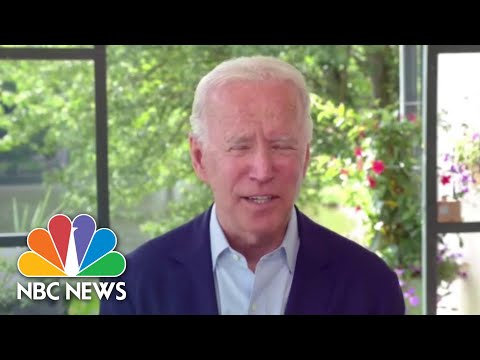 Joe Biden Outlines Immigration Plan For First 100 Days In Of