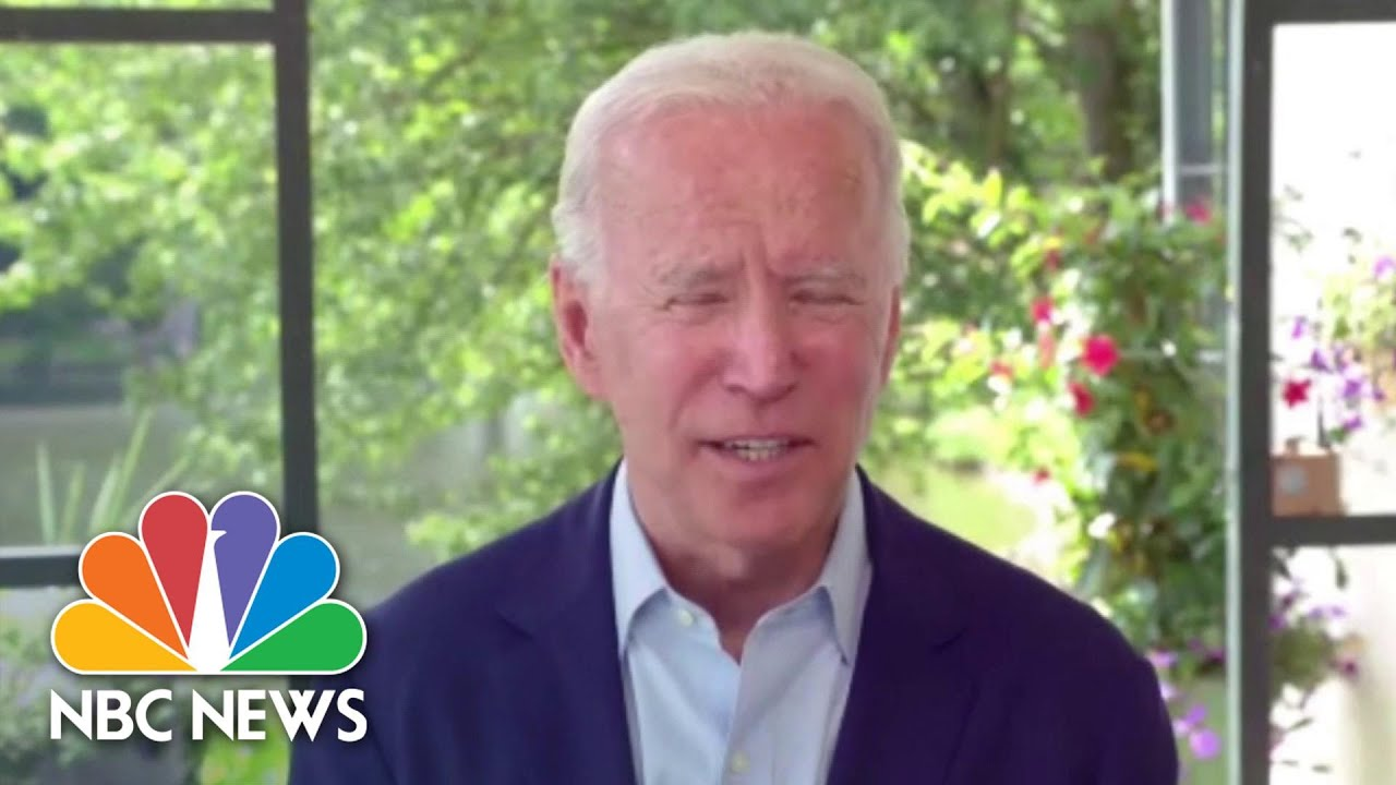Joe Biden Outlines Immigration Plan For First 100 Days In Office | NBC News