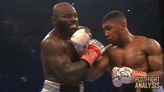 ANTHONY JOSHUA VS CARLOS TAKAM - BAD STOPPAGE??!! POST FIGHT REVIEW (AUDIO ONLY)