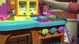 Dora Fiesta Favorites Kitchen Preview