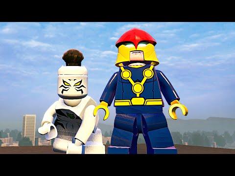 СВОБОДНАЯ ИГРА в LEGO Marvels Avengers - Часть 5