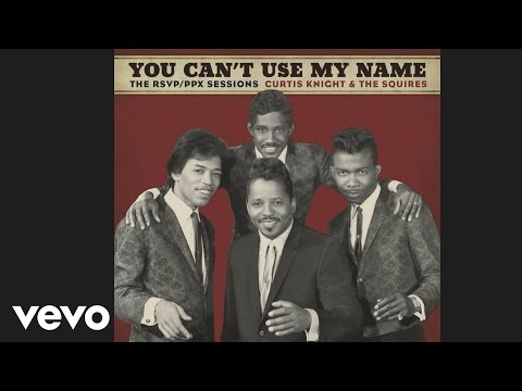 Curtis Knight & The Squires - Gloomy Monday (Audio) ft. Jimi Hendrix Thumbnail image