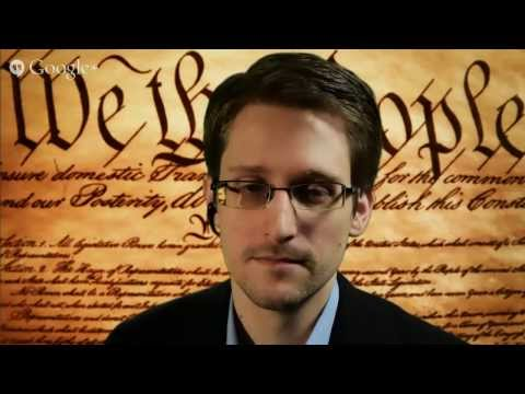 Edward Snowden and ACLU at SXSW (non-optimized audio version)