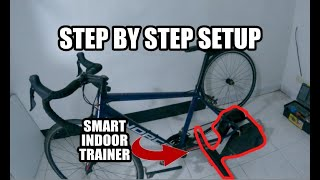 Setting Up ng Smart Bike Trainer (Minoura Kagura LSD9200)