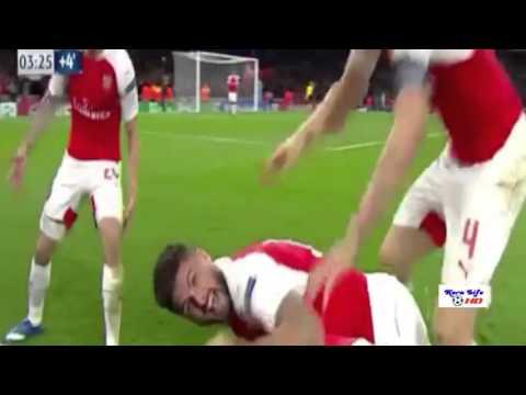 Bayern München Vs Arsenal || 2016/10/20''(2-0)