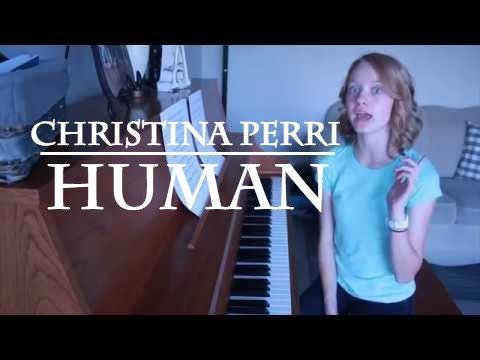 Christina Perri - Human | Piano Cover