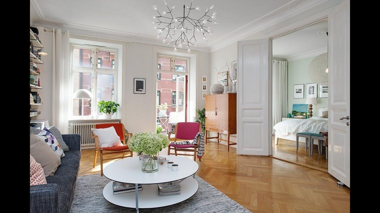 Colorful scandinavian apartment captures inspiring details linnéstaden gothenburg hd