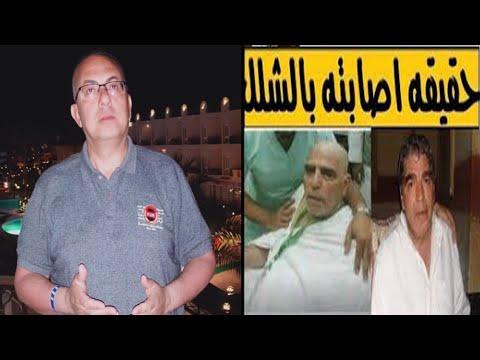 هل أنتقم الله من الفنان محمود الجندي بسبب الحاده ؟