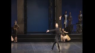 Michal Krcmar - Von Rothbart solo in Swan lake