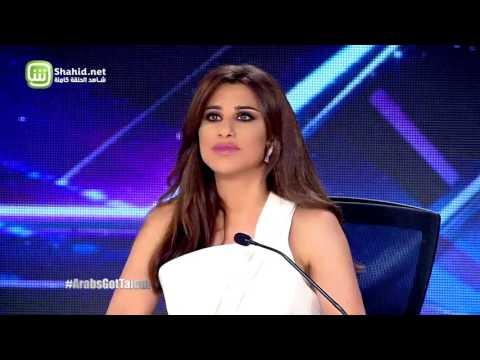 Arabs Got Talent – مرحلة تجارب الاداء -  رضا باسيلي - الجزائر