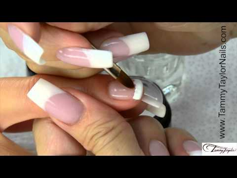 Tammy Taylor 12 Step Gel French Manicure and Fill