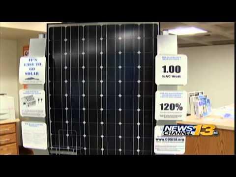 Solar power has a bright future in Colorado Springs
