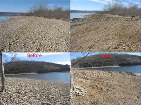 Table Rock Lake Fish Habitat Project - S. Bush