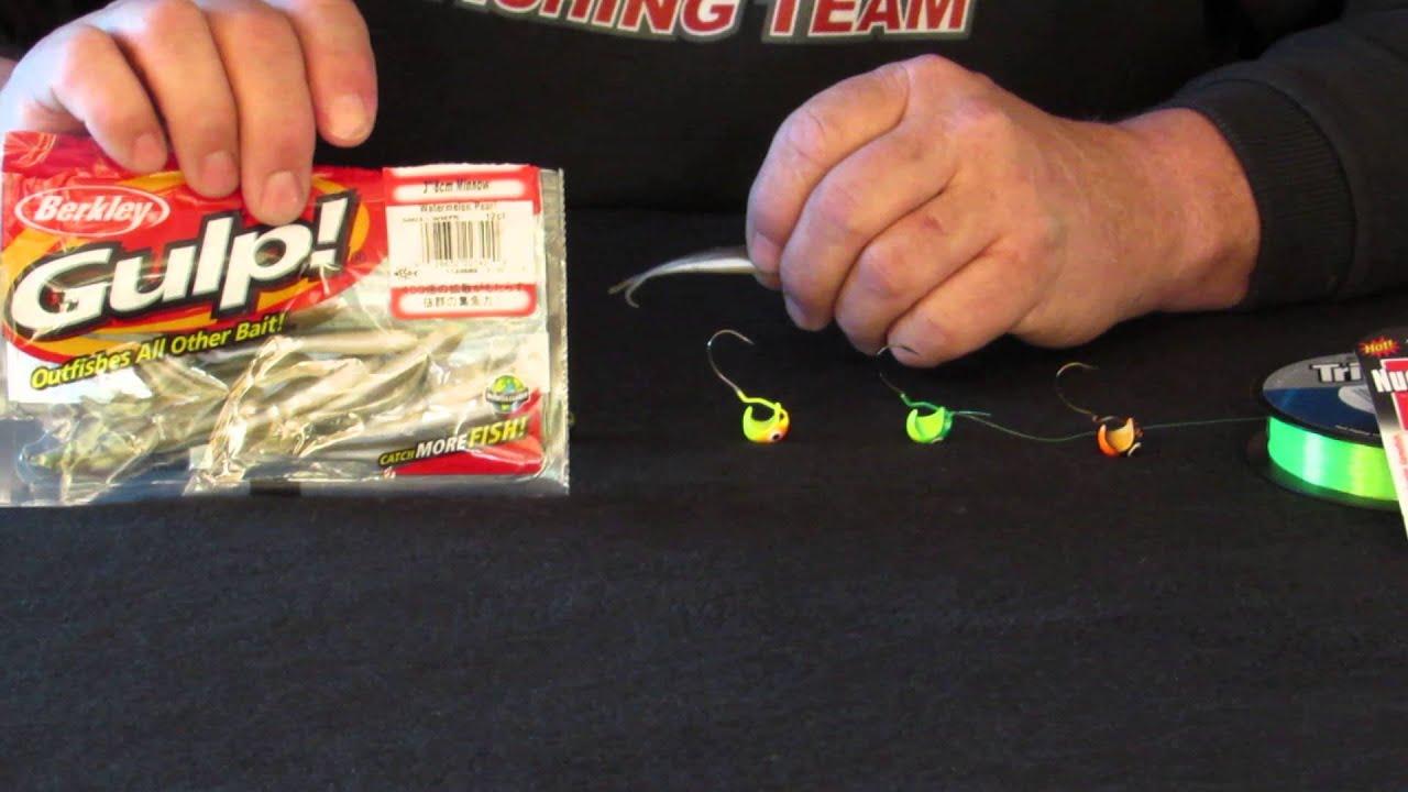 Why I Fish The Fin Tech Nuckleball Jigs Youtube