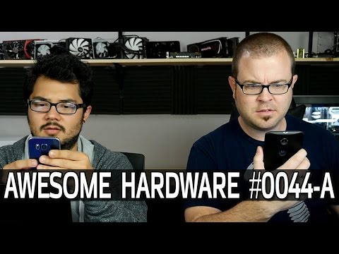 Awesome Hardware #0044 - New Skylake CPUs, FPS + Airsoft, 20